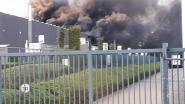 Brand bij Bebat in Tienen: buurt moet ramen en deuren dicht houden