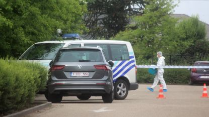 Klant vindt lijk op parking van de Lidl  in Hasselt