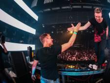 Topdj's Armin van Buuren en Nicky Romero 'breken bij elkaar in'