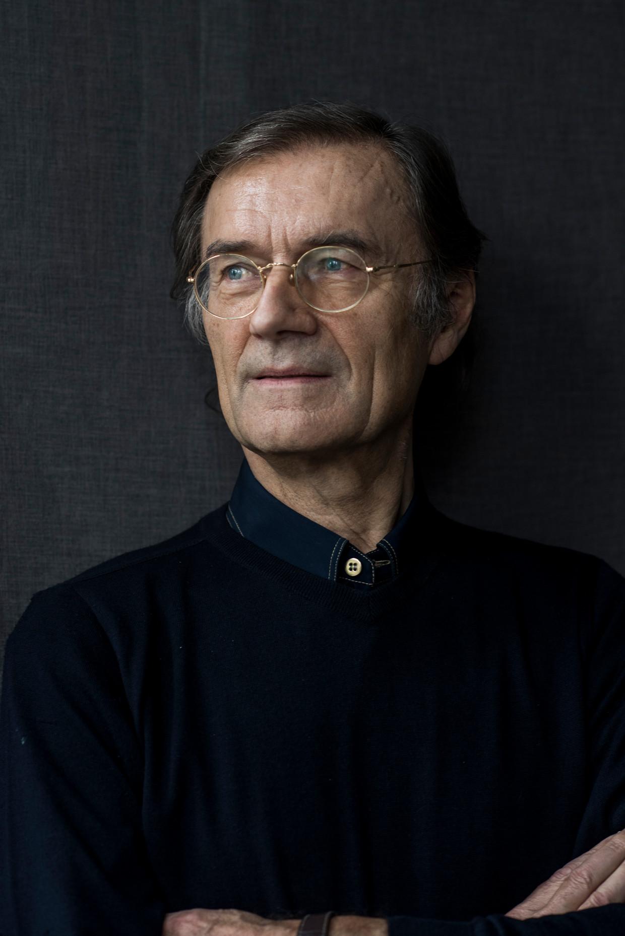 René Diekstra: 'Denken over zelfdoding moet je leren om je er tegen te verweren.'