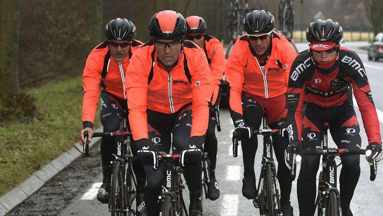 BMC verkende vandaag het parcours van de Omloop, die tot 2017 in Gent blijft.
