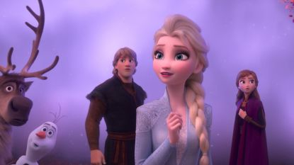 'Frozen 2' nu al te zien in ... Disneyland Paris