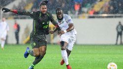 Het Europese verhaal van Standard is voorbij: Luikenaars blijven in Turkije steken op scoreloos gelijkspel