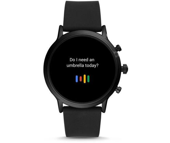 Met notifications, en zelfs met Google Assistant (zoals bij deze Fossil Gen 5) heb je minder vaak je smartphone nodig.