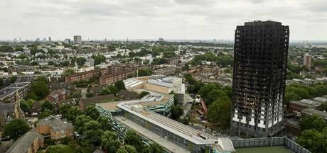 Londen pakt brandgevaarlijke flats aan