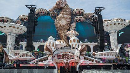 Indrukwekkend! Dit zijn de eerste beelden van MainStage Tomorrowland