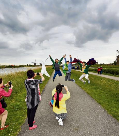 'Stel grens aan aantal bezoekers Kinderdijk'