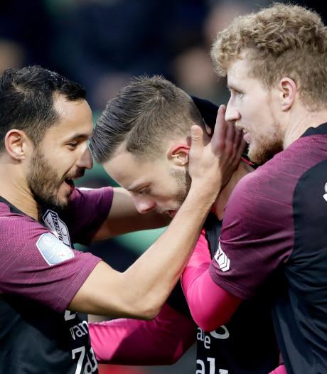FC Utrecht weet weer wat winnen is dankzij trefzekere Ramselaar