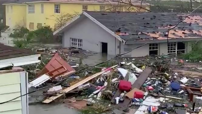 Catastrofe op Bahama's, evacuaties in Florida