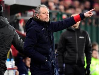 """Michel Preud'homme kondigt afscheid aan als coach van Standard: """"Ik moet eerlijk zijn met mezelf"""""""