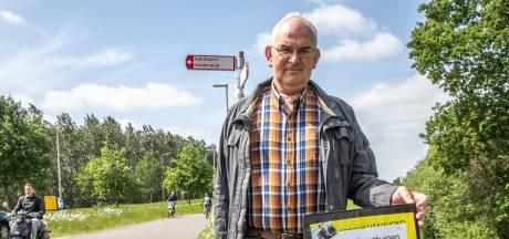 Arbeidsongeschikt geraakte elektricien zoekt 'kroongetuigen' van ernstig fietsongeval in Zwolle