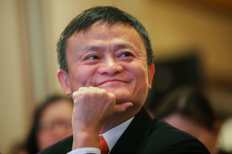 Jack Ma is de oprichter van het Chinese internetconcern Alibaba.