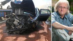 """Marc De Bel en echtgenote betrokken bij zwaar verkeersongeval op E17  in Kruishoutem: """"We zijn door het oog van een naald gekropen"""""""