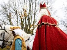 Saint Nicolas ne se cassera pas la bobine dans la neige