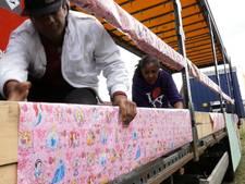 Ontwerpers leggen laatste hand aan praalwagens Zomercarnaval
