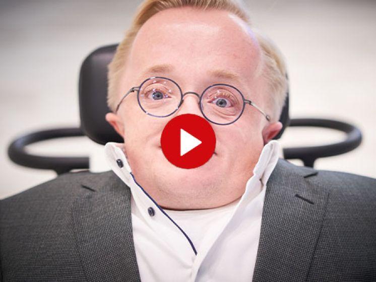 Rick Brink: pasje downloaden als je geen mondkapje kunt dragen