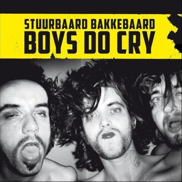 Albumhoes Boys Do Cry Beeld -