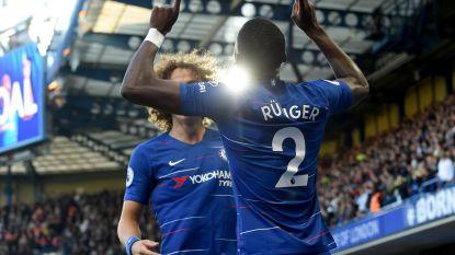 LIVE. Chelsea scoort nog diep in de toegevoegde tijd! Barkley ontneemt Mourinho en Lukaku de zege