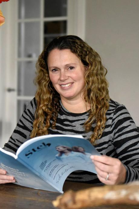 Burgemeestersvrouw Marja Verhoeve uit Oudewater heeft vijf kinderen, twee banen én een magazine