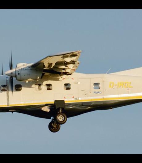 Onderzoeksraad: verplicht radar tegen botsingen in kleine vliegtuigen