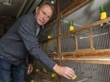 'Over twee of drie jaar nog maar één vogelclub in Haaksbergen'