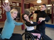 Rentree wereldkampioen rolstoeldansen dankzij nieuwe partner