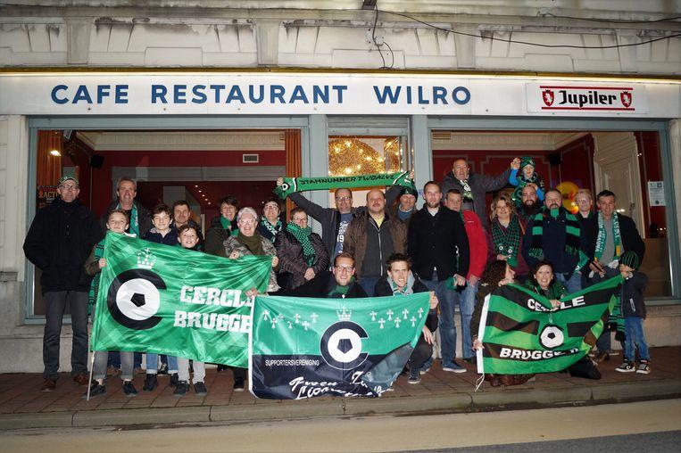 Groen-Zwart Lichtervelde neemt afscheid van de Wilro