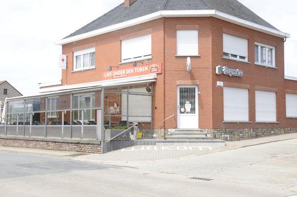 Café Onder Den Toren is al jaar en dag een begrip in Waanrode.