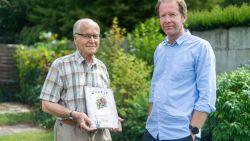 """Oorlogsbrieven van 'Jantje' (87) gebundeld in online boek: """"5,5 jaar leefde ik gescheiden van mijn ouders in Engeland"""""""
