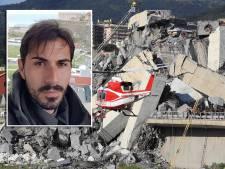 'Wonder van Genua': Italiaan overleeft val van tientallen meters