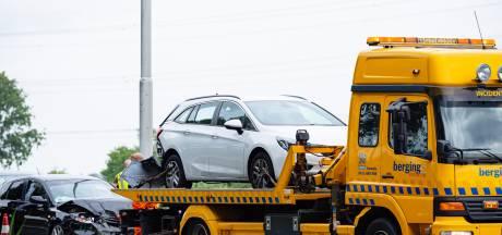 File op A58 tussen Eindhoven en Tilburg weer vrij, advies om om te rijden vervalt