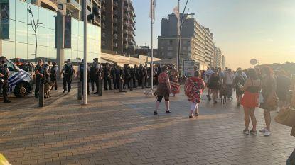 Blankenbergse politie voorkomt vechtpartij met leden harde kern Club Brugge: vier supporters bestuurlijk aangehouden