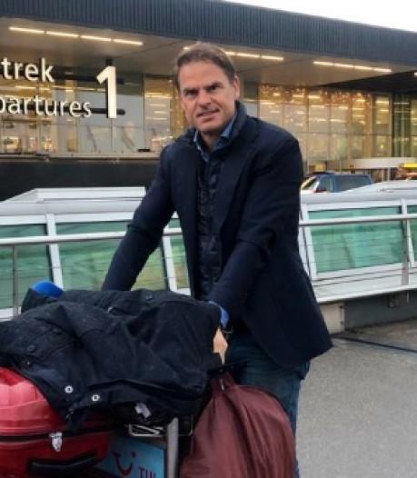 Frank de Boer nu echt weg uit Nederland, Costa stunt met vuurwerk