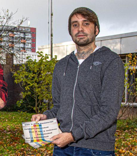 Proef om verwarde mensen in Zwolle te helpen: 'Volle brievenbus duidt vaak op problemen'