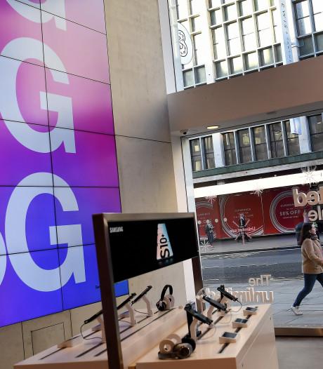 T-Mobile komt volgende maand met eerste 5G-abonnement