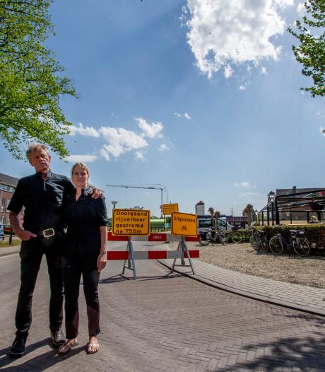 Afsluiting van Kapperallee in Eefde duurt nog weer langer; klus aan de Eefdesebrug uitgesteld