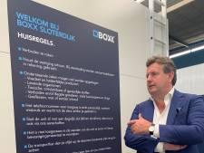 Boxx opent grootste opslag-verhuurlocatie van Nederland in Schiedam; liefst 23.000 vierkante meter