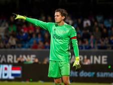 Ook doelman Alblas van Ajax verdwijnt in de lappenmand