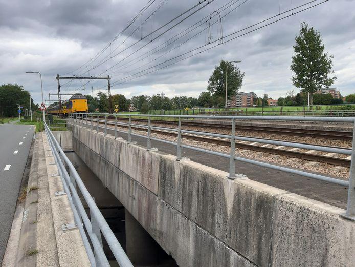 Spoorviadukt Nijreessingel Almelo