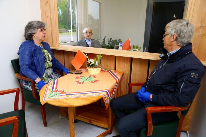 Archiefbeeld van een zorgcentrum in Altena, afgelopen voorjaar. Foto ter illustratie.