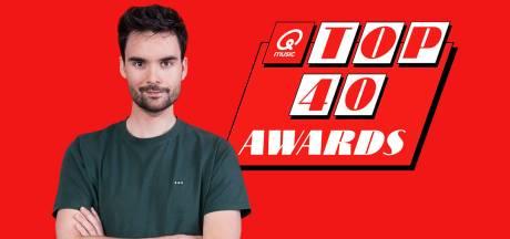 Achter de schermen bij de Top 40 Awards: win een backstage tour