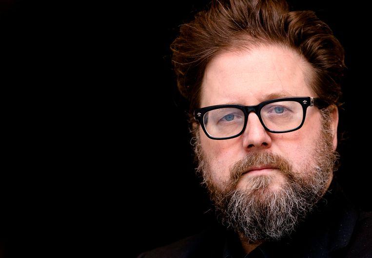 Portret van filmmaker Martin Koolhoven. Koolhoven Nederlands-Amerikaanse western Brimstone gaat vanavond in première. Beeld anp