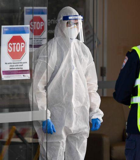 Seconde vague en Australie: record de 723 nouveaux cas recensés dans un seul État