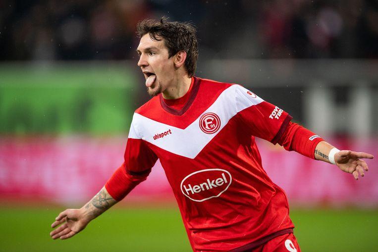 Benito Raman scoorde het voorbije seizoen elf keer voor Fortuna.