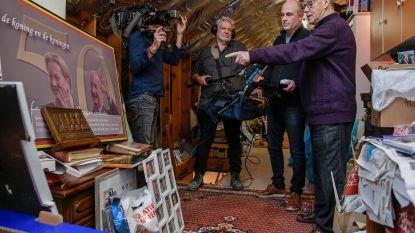 Hammenaar te zien in 'Iedereen Beroemd' met zijn verzameling over koningshuis
