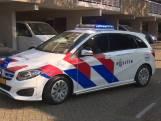 Politieauto's krijgen nieuwe strepen die meer opvallen