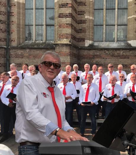 Mooi Koor Man trapt Koningsdag af met gratis concert in Amphion