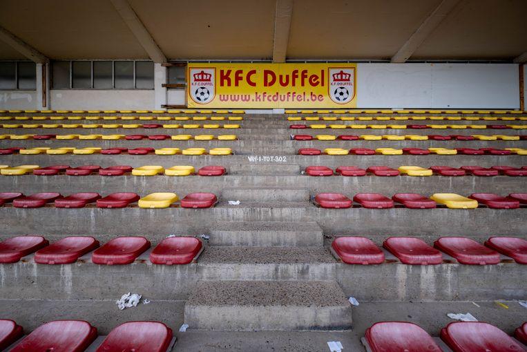 Het stadion van KFC Duffel