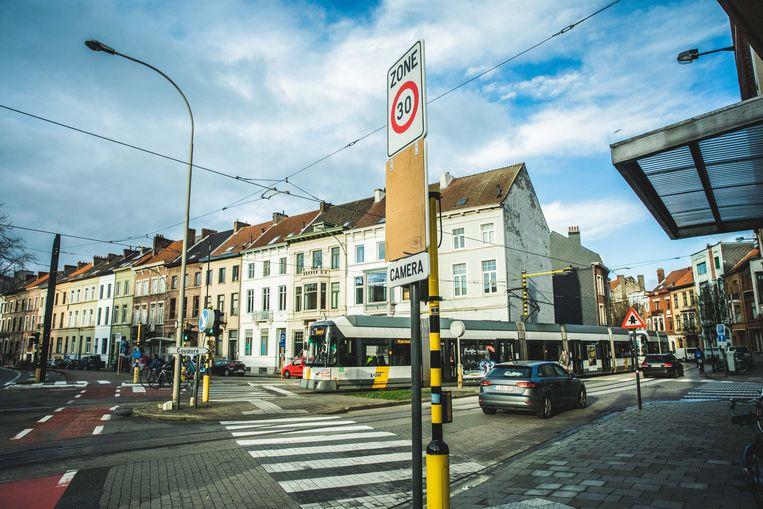 De lage-emissiezone gaat in Gent officieel in op 1 januari 2020.