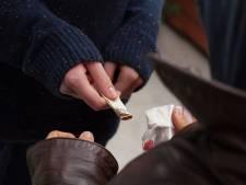 Drugsdealer betrapt in de binnenstad van Helmond